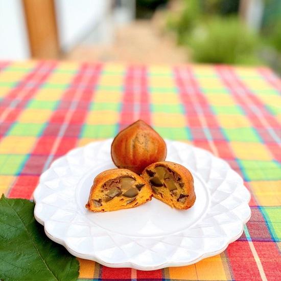 かぼちゃのタルト・ノエルマロン