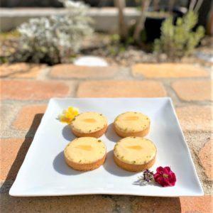 La Tartelette au Citron<br> レモンタルト