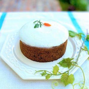 Carrot cake<br> キャロットケーキ