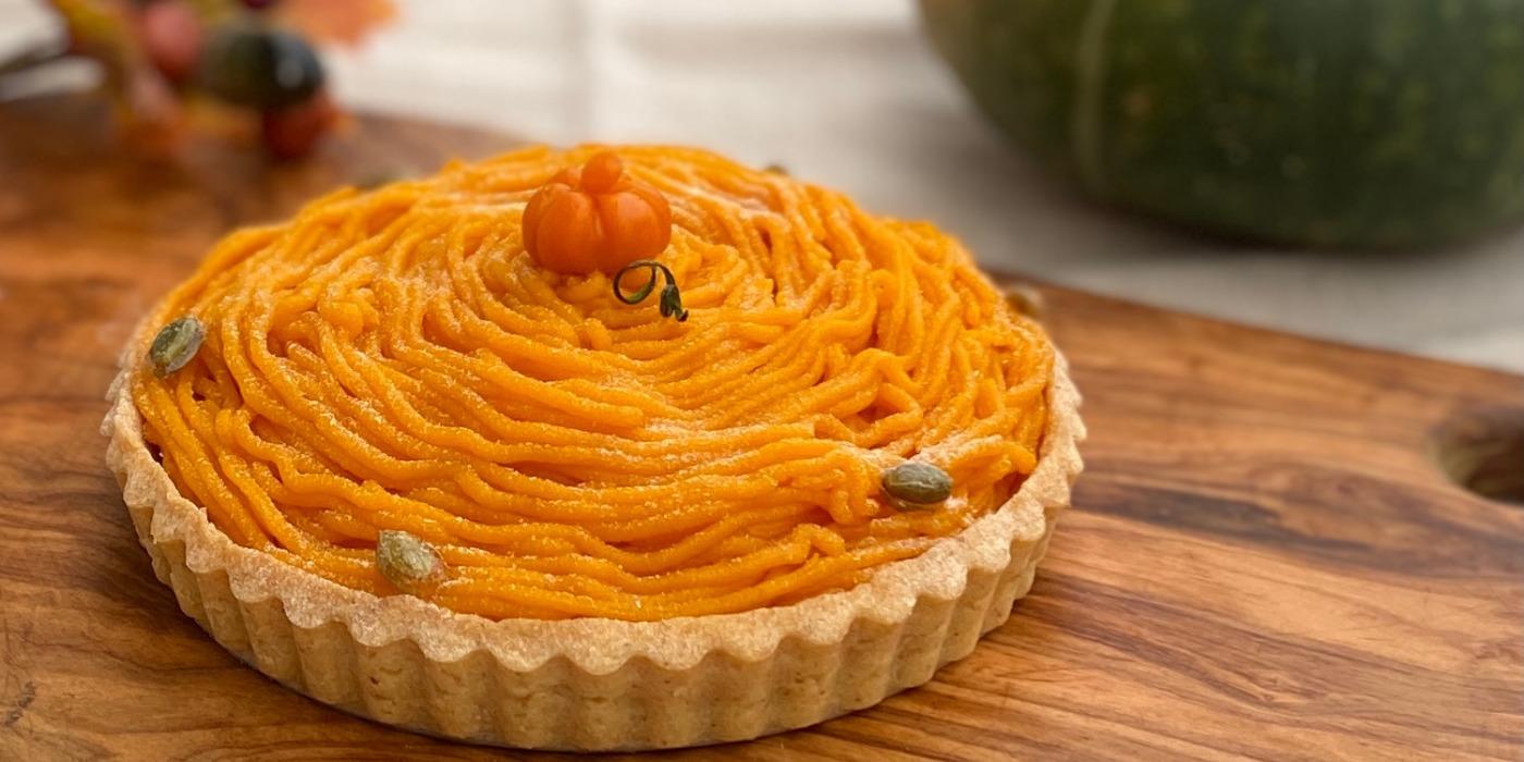 かぼちゃのタルト・キャロットケーキ